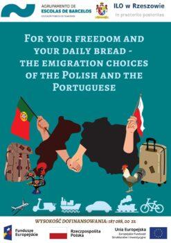 PierwszeWPortugalii - plakat