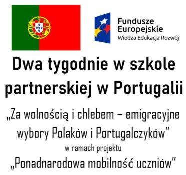 Portugalia projekt
